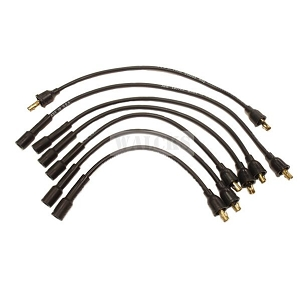 Spark Plug Wire Set 6-226 6 Cylinder Super Hurricane