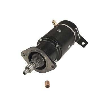 Starter New Replacement MZ-4113 12 Volt 1941-1949 MB, GPW, CJ2A No Core Required!