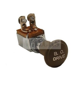 Black Out Light Switch MB, GPW
