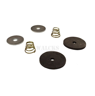 Pedal Draft Pad Kit 1941-1971 MB, GPW, CJ