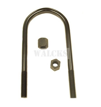 Front U Bolt Large MB, GPW, CJ2A, CJ3A, CJ3B, CJ5, CJ6, M38, M38A1 Up To 1971