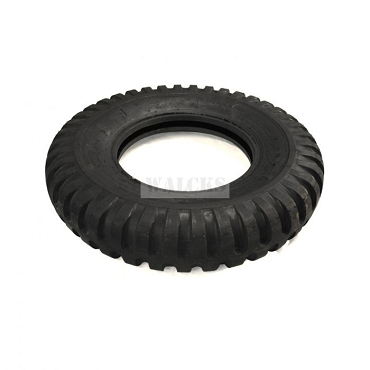 7:00X15 Military Tires Rounded Tread