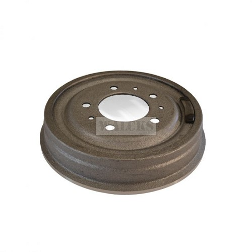 Brake Drum Front or Rear Truck, Station Wagon, Sedan Delivery, FC 11'